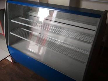 Срочно продаю морозильник 17000сом , новые и витринный стол в Бишкек