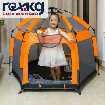 Палатка детская !НА ЗАКАЗ! Артикул: 574428409553   в Бишкек