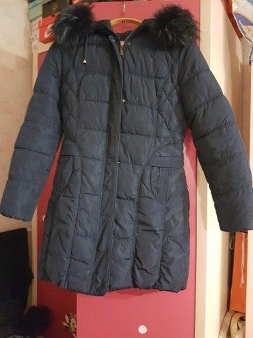 Продам зимнее,теплое пальто в отличном состоянии. Размер 44,46. Писать в Бишкек
