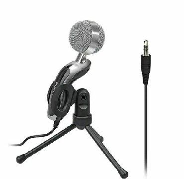 акустические системы promate беспроводные в Кыргызстан: Микрофон promate tweeter-7