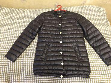 Продаётся осенняя,очень легкая курточка,размер 48