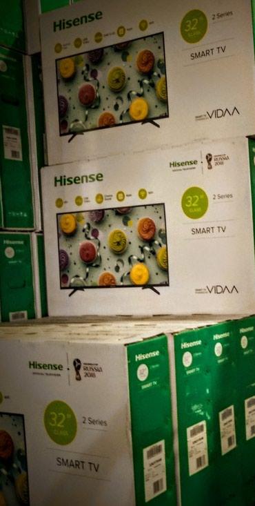 Телевизоры  Hisense  складские цены смарт в Бишкек