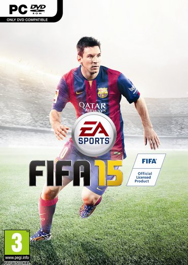 Fifa 15 igrica za pc.Ne za playstation. - Nis