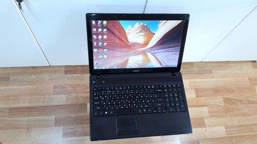 Bakı şəhərində Acer Core i5/RAM 6GB/Nvida 610M/HDD 500GB    Notbuk Ideal veziyyetde