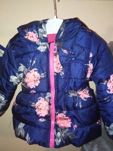 Dečije jakne i kaputi | Kladovo: Decija jaknica vel 1,postavljena i lepog cvetnog dezena