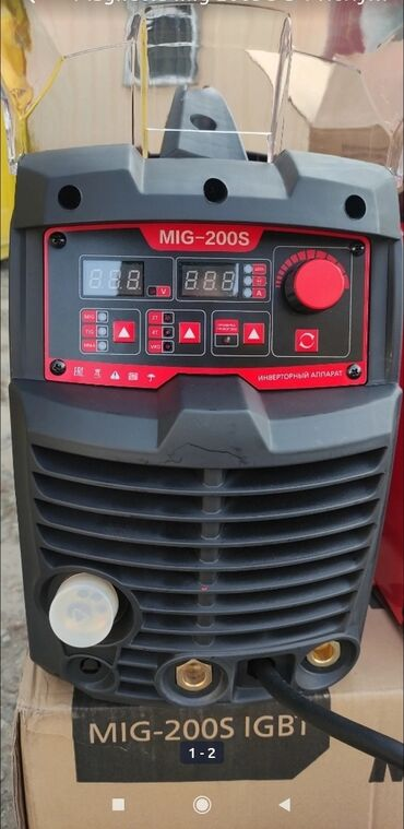 электроды арсенал оптом в Кыргызстан: Magnetta mig 200s 3 в 1 полуавтомат аргон - плавящимся
