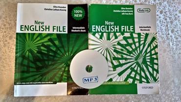 Bakı şəhərində New English File Intermediate level. В хорошем