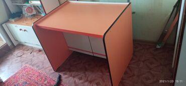 продам пескоструй в Кыргызстан: Продам стол для школьника. Ширина 90 см., Глубина 60 см.,высота 72см