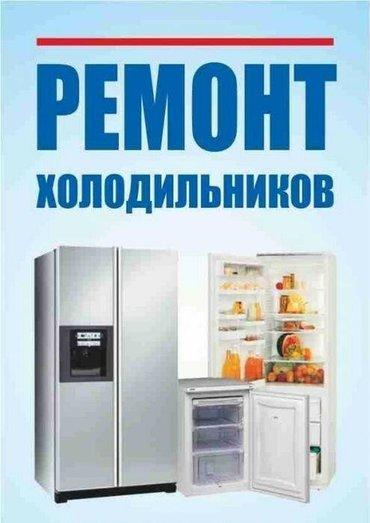 Ремонт холодильников, морозильной камеры. Быстронедорого,качественно