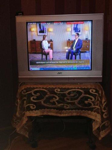 трактор мтз 80 запчасти в Азербайджан: Продам телевизор JVC оригинал. Малайзия. Вместе с подставкой и тюнером