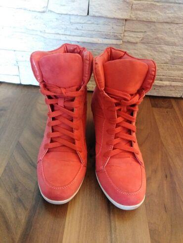 Ženska patike i atletske cipele | Mladenovac: Izuzetno udobne patike Tally Weijl broj 39 sa skrivenom povisenom