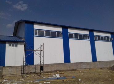 Изготовление и монтаж в Бишкек