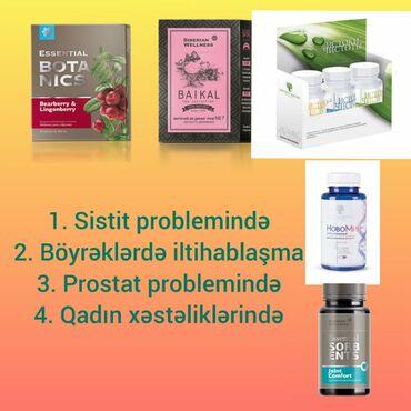 Vitaminlər və BAƏ - Bakı: Her derde deba bizde tam bitki terkibli mehsullar her rayonda ofisimiz