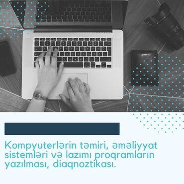 Xidmətlər - Azərbaycan: Format, kompyuterlərin təmiri istənilən əməliyyat sisteminin yazılması