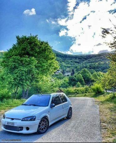Used Cars - Greece: Peugeot 106 1.6 l. 2003 | 100000 km
