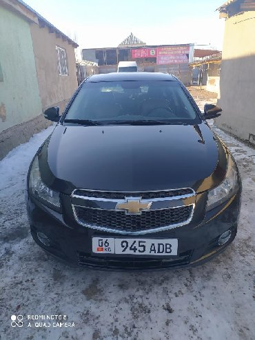 Chevrolet в Бишкек: Chevrolet Cruze 1.6 л. 2009   123456 км