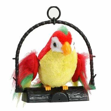 Ujedno dosta - Srbija: Pametni Papagaj Koji Ponavlja Reči 1550 dinaraPapagaj ponavlja reči za