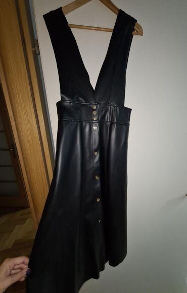 Zara haljina,S vel.za 3200din. Nosena jednom