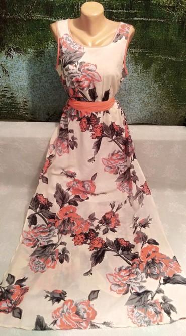 Платья - Кок-Ой: Продам новое! Женское! яркое платье! цвет неоново-розовый. по бокам