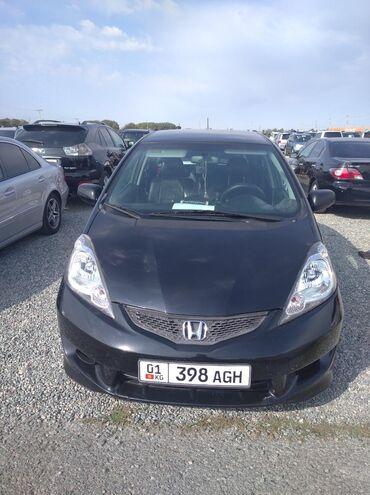 черная honda в Кыргызстан: Honda Fit 1.5 л. 2009