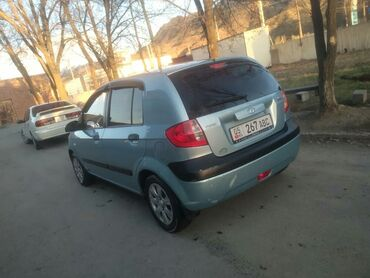 Транспорт - Нарын: Hyundai Getz 1.1 л. 2006 | 247000 км