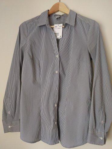 Nova HM košulja broj 40 veoma lepa, meni mala, plaćena 3000 dinara. - Palic