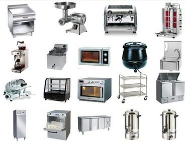 Кухонное оборудование для кафе и в Бишкек