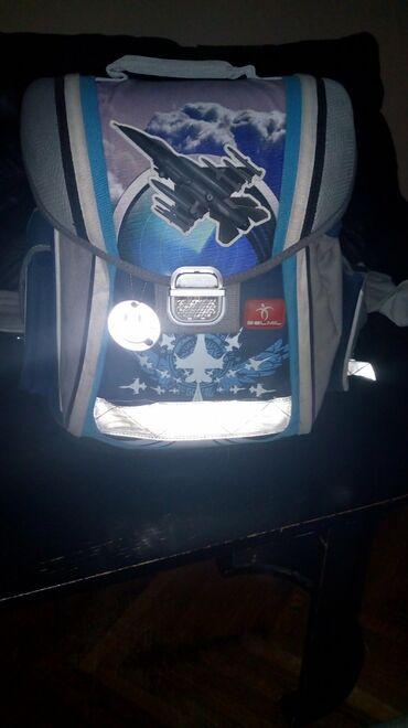 Skolska torba ocuvana