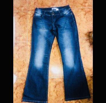 Şalvarlar - Azərbaycan: Jeans razmer 44-46-48, tezedi