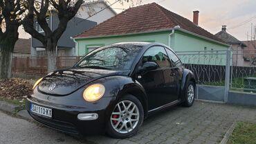Vozila - Sabac: Volkswagen New Beetle 1.9 l. 2002 | 195000 km