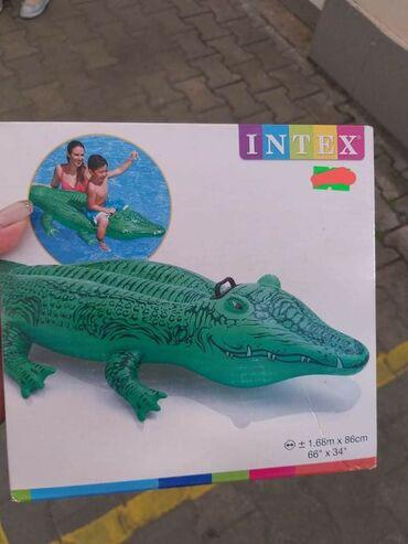 - Krokodil guma na napumpavanje -