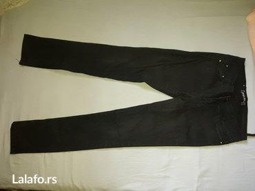 Uske crne pantalone br. 28 - Prokuplje
