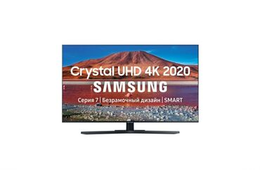 eken ultra hd в Азербайджан: Televizor.Televizor Samsung UE65TU7500UXRUEkran ölçüsü 165 sm 2020
