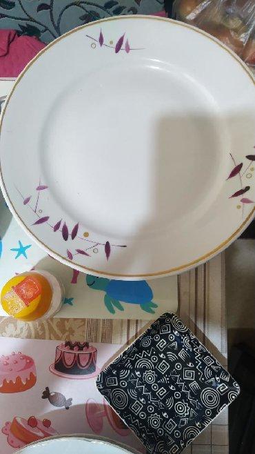 Советская посуда на века! Тарелки, в идеальном состоянии.  Производств