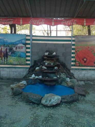 ремонт-двигателей-любой-сложности в Кыргызстан: Делаем водопады водоемы любой сложности, любого размера
