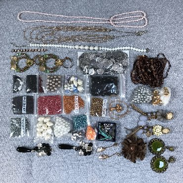 Jewellery Sets - Srbija: Veliki set za pravljenje nakita +POKLON. Dosta toga je sasvim novo