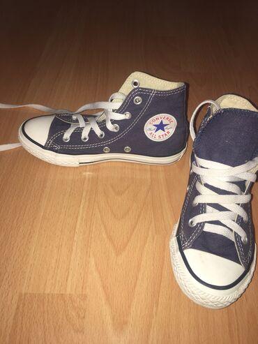 Dečije Cipele i Čizme   Kula: Convers,duboke starke broj 31