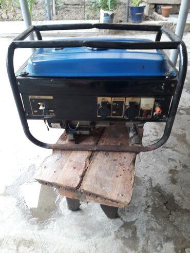 Generatorlar - Azərbaycan: Hecbir prablemi olmayan 3klovatliq generator satilir indinin