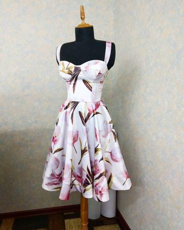 Карсетное платье в наличии размер 38- 40 цена 4500 в Бишкек