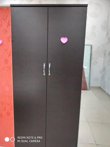 Шкаф двух створчатый в Бишкек