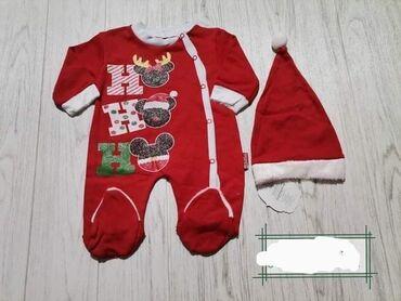 Skafander 6 - Pozarevac: Novogodišnji kompletici za bebe 0-3,3-6,6-9,9-12 meseci 1600 din