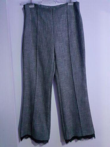 Bez cipele - Srbija: Pantalone savršenog kroja za svaku figuru,dubok struk,šire nogavice