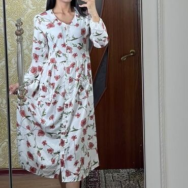 Платье на лето 46 размер новое