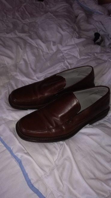 Prada cipele original - Srbija: Original Hugo Boss kozne muske cipele