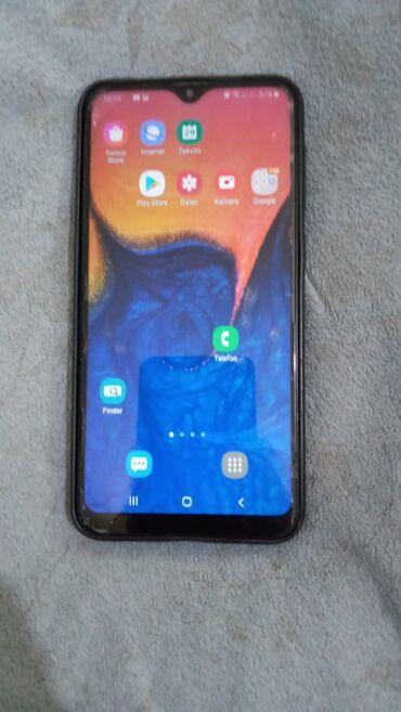 Samsung A10 | 32 GB | göy | İşlənmiş | Sensor, İki sim kartlı