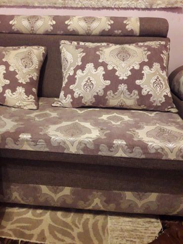 Мягкая мебель уголок состояние отличное б/у в Бишкек