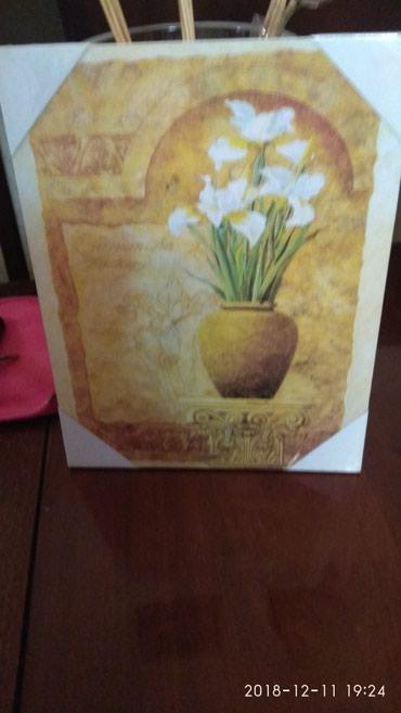 Продается картина в рамке новая в упаковке в Bakı