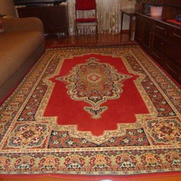 Продаю ковёр шерстяной производства Япония размер 170х255 в Кара-Балта