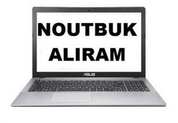 apple 4 s - Azərbaycan: Islenmis noutbuklarin yuksek qiymete alisiher model noutbuku