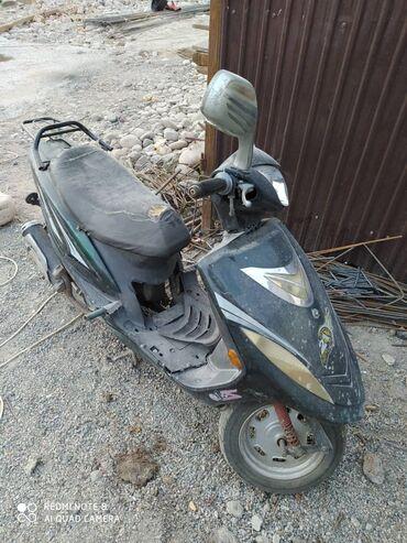 Скутер 4-х такный.срочно.12000